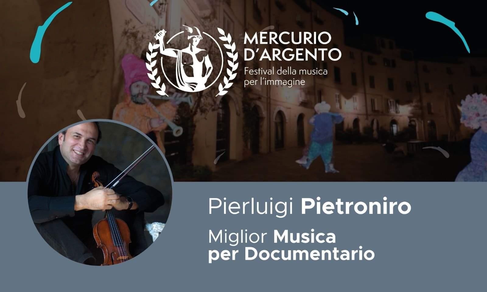 MERCURIO D'ARGENTO 2019